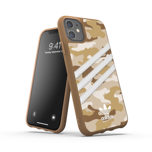 3-Stripes Camo Snap Case for iPhone 11