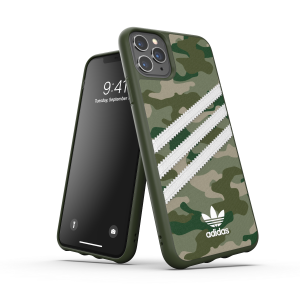 3-Stripes Camo Snap Case for iPhone 11 Pro Max
