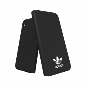 Trefoil Booklet Case for for iPhone X/Xs
