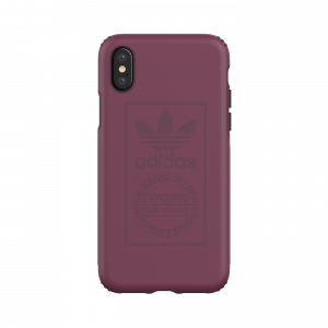 Trefoil Hard Cover for iPhone X/Xs