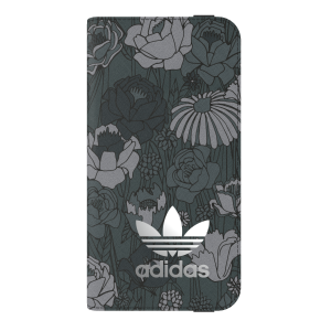 Bohemian Booklet Case Gray iPhone