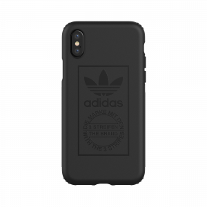 Trefoil Hard Cover Black iPhone