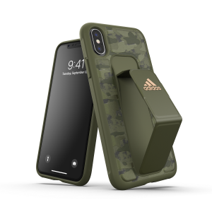 Camo grip case for iPhone X/Xs