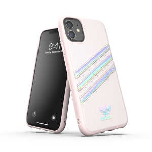 3-Stripes Holographic Snap Case for iPhone 11