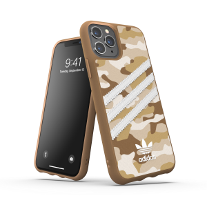 3-Stripes Camo Case Gold iPhone