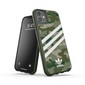 3-Stripes Camo Case Green iPhone