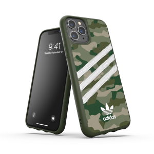 3-Stripes Camo Snap Case for iPhone 11 Pro
