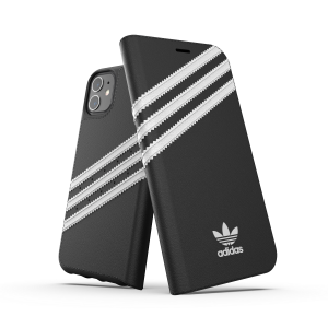 3-Stripes Booklet Case for iPhone 11