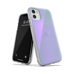 Clear Trefoil Case for iPhone 11