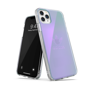 Clear Trefoil Case for iPhone 11 Pro Max