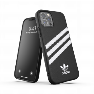 3-Stripes Snap Case Black / White iPhone