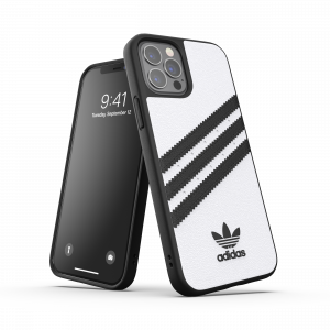 3-Stripes Snap Case White / Black iPhone