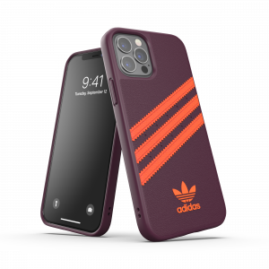 3-Stripes Snap Case Red/Orange iPhone