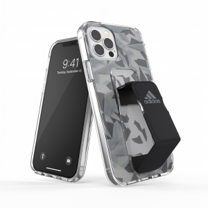 Clear Grip Case Grey