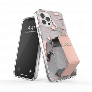 Clear Grip Case Pink