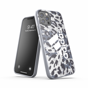 Badge of Sports Leopard Case Grey