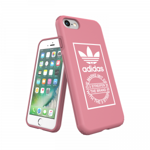Trefoil Hard Cover Pink iPhone