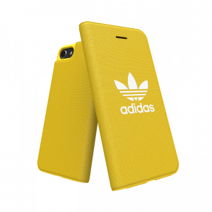 Trefoil Booklet Case Yellow iPhone