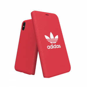 Trefoil Booklet Case Red iPhone