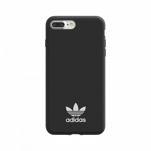 Trefoil Snap Case Black