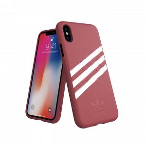 3-Stripes Snap Case Pink / Red iPhone
