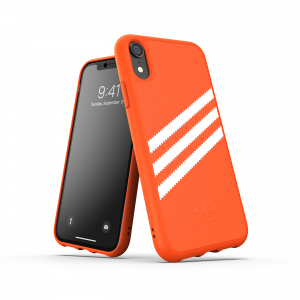 3-Stripes Snap Case Orange iPhone