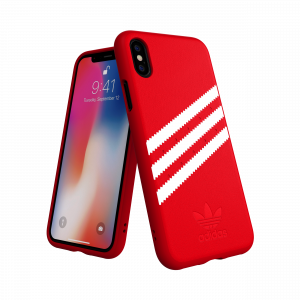 3-Stripes Snap Case Red iPhone