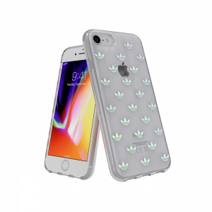 Trefoil Clear Case Transparent iPhone