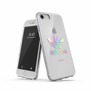 Clear snap case Holographic for iPhone
