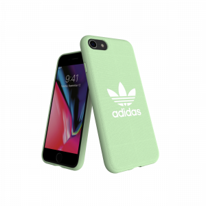 Trefoil Snap Case Green / White iPhone