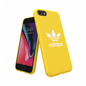 Trefoil Snap Case Yellow iPhone