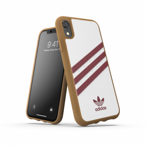 3-Stripes Snap Case Red / White iPhone