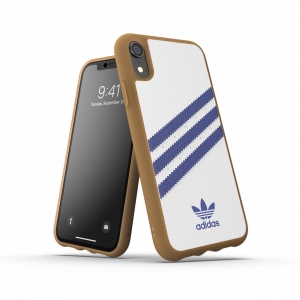 3-Stripes Snap Case Blue / White iPhone
