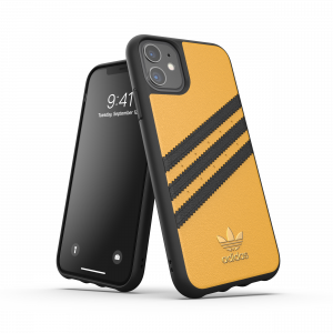 3-Stripes Snap Case Black / Gold iPhone