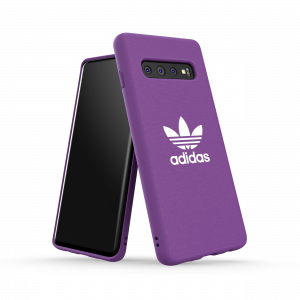 Trefoil Snap Case Purple