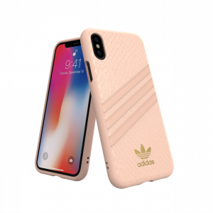 3-Stripes Snake Moulded case Gold / Pink