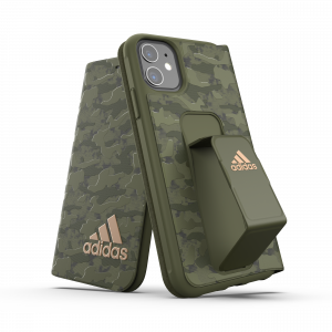 Folio grip case CAMO Green iPhone
