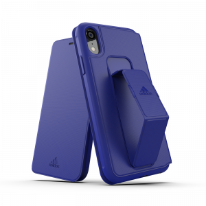 Folio Grip Case Blue iPhone