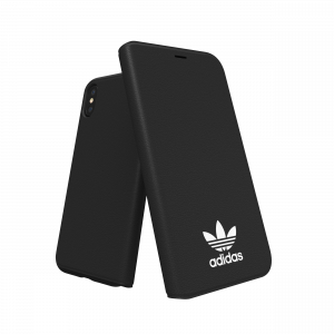 Trefoil Booklet Case Black iPhone