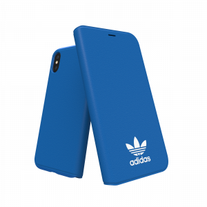 Trefoil Booklet Case Blue iPhone