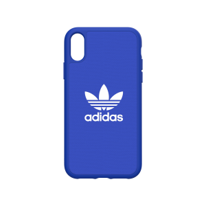 Trefoil Snap Case Blue / White iPhone