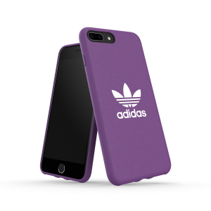 Trefoil Snap Case Purple iPhone
