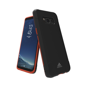 Solo Case Black / Red for Samsung