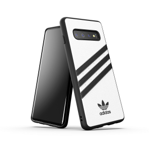 3-Stripes Snap Case Black / White Samsung
