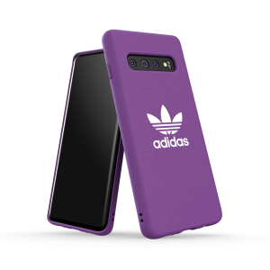 Trefoil Snap Case Purple Samsung